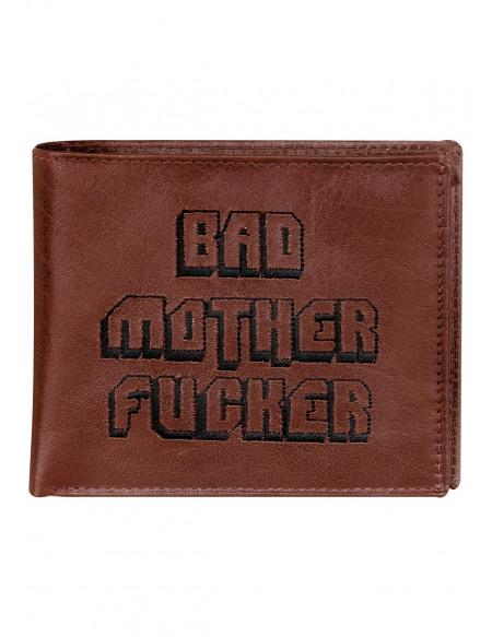 Pulp Fiction Bad Mother Fucker Portefeuille en Cuir standard