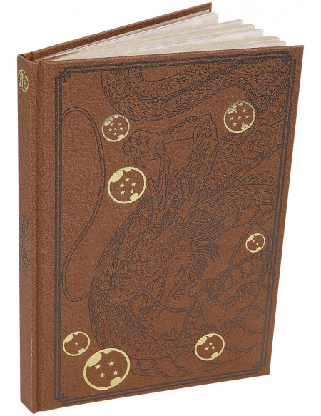 Dragon Ball Shenron - Carnet Cahier multicolore