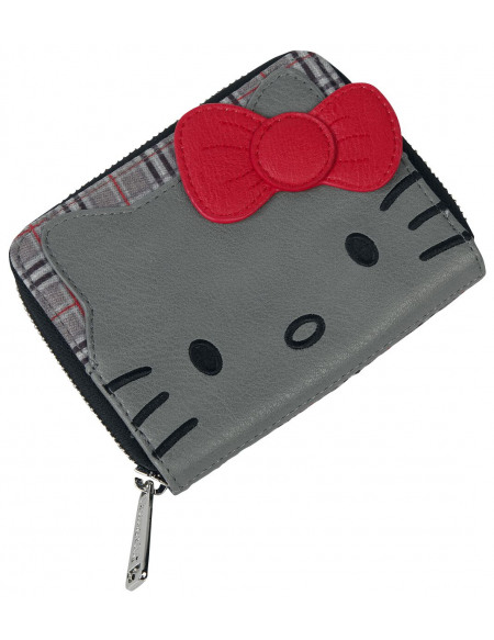 Hello Kitty Loungefly Portefeuille gris