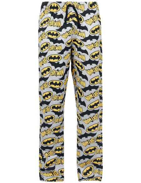 Batman Logo Bas de pyjama multicolore