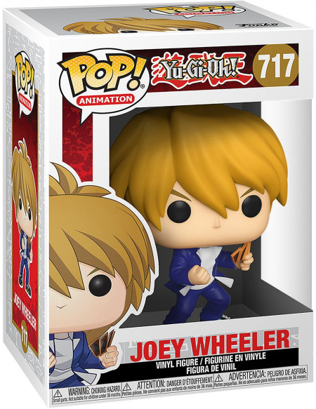 Yu-Gi-Oh! Joey Wheeler - Funko Pop! n°717 Figurine de collection Standard