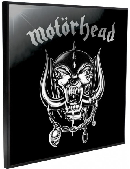 Motörhead Logo Warpig - Crystal Clear Picture Photo murale Standard