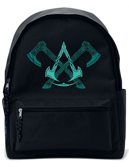 Assassin's Creed Haches Et Blason Valhalla Sac à Dos Standard
