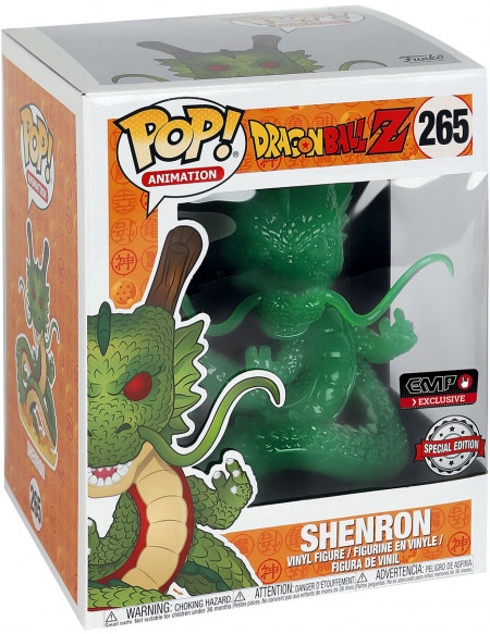 Dragon Ball Dragon Ball Z - Shenron (Oversized) - Funko Pop! n°265 Figurine de collection Standard