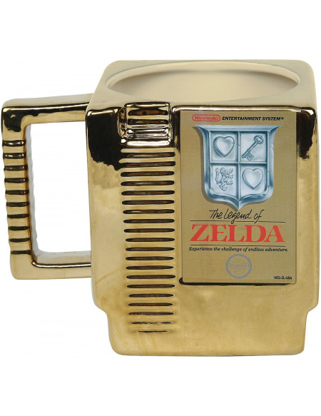 The Legend Of Zelda Cartouche Mug Or