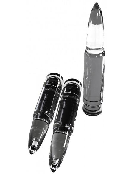 Frozen Bullets Moule à glaçons standard