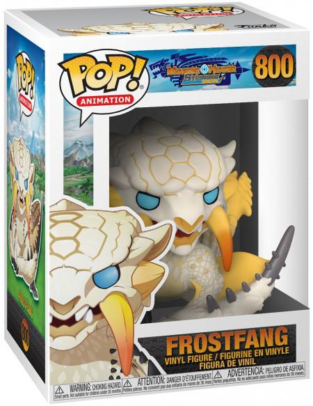 Monster Hunter Frostfang Vinyl Figur 800 Figurine de collection Standard