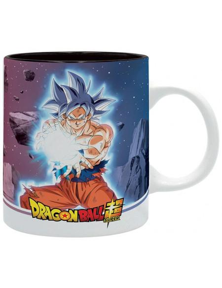 Mug ABYstyle Dragon Ball Super Goku Ultra Instinct vs Jiren