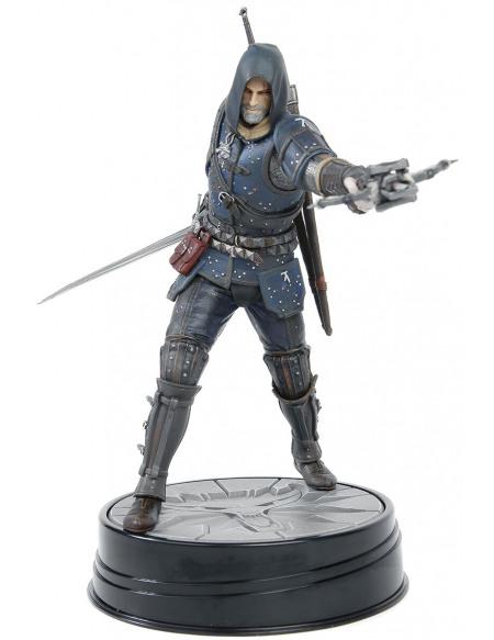 The Witcher The Witcher 3 - Wild Hunt - Geralt Grandmaster Feline Statuette Standard