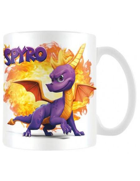 Spyro - The Dragon Fireball Mug multicolore