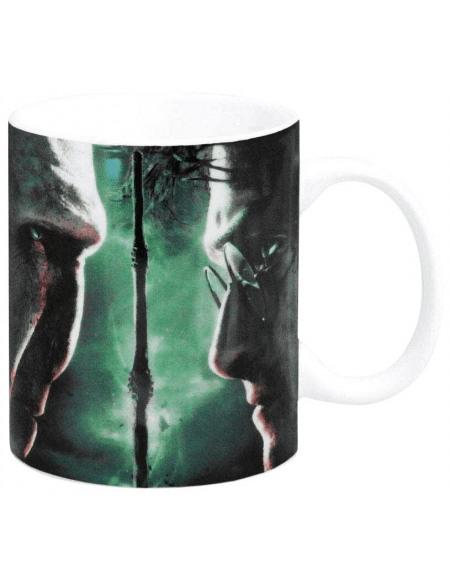 Harry Potter Les Reliques De La Mort Mug Standard