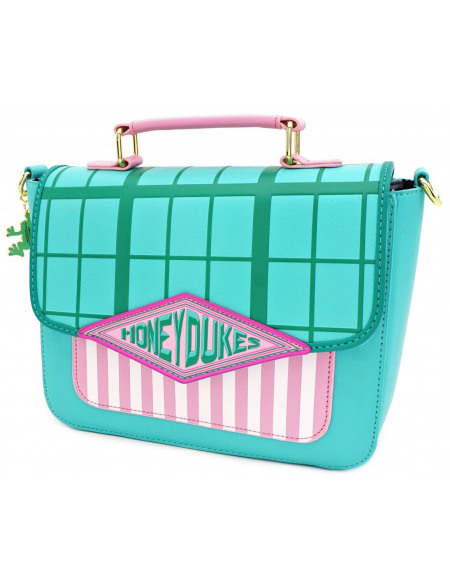 Harry Potter Loungefly - Honeydukes Sac à Main rose/vert clair