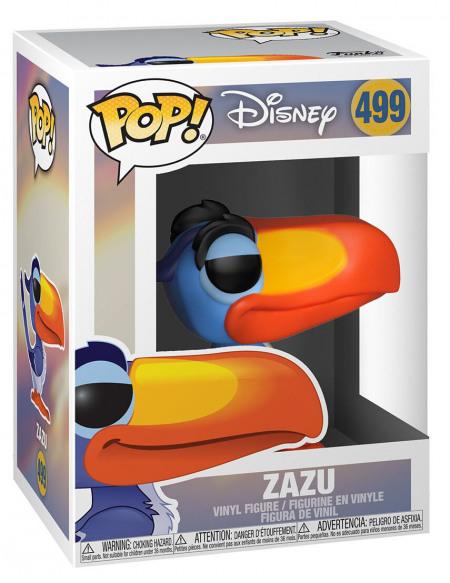 Le Roi Lion Zazu - Funko Pop! n°499 Figurine de collection Standard