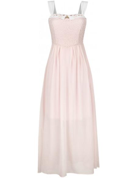 La Belle Au Bois Dormant Aurore - Prom Robe rose clair