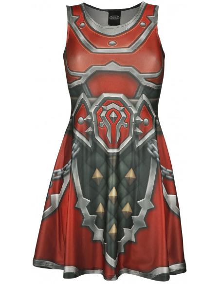 World Of Warcraft Wild Bangarang - The Horde Robe multicolore