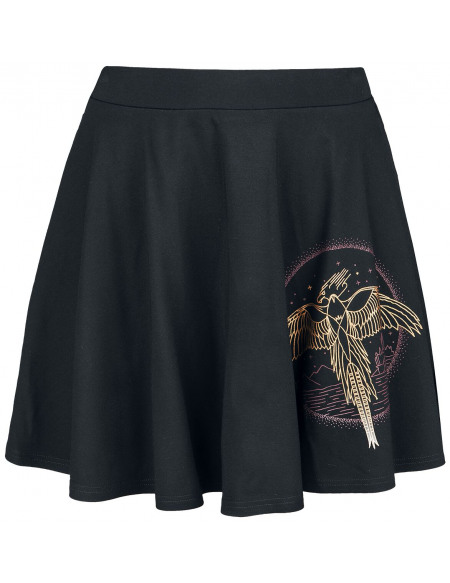 Harry Potter Phoenix Jupe noir
