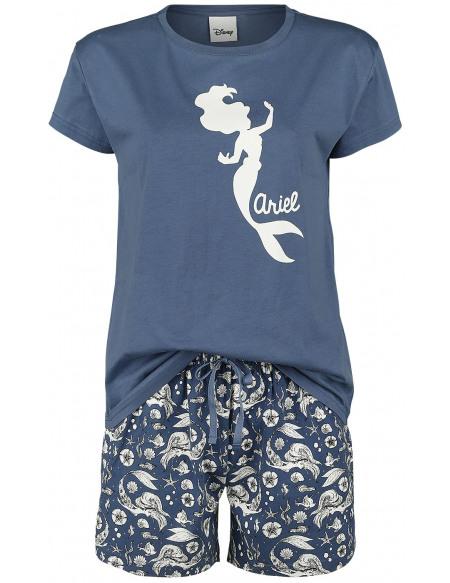 La Petite Sirène Under The Sea Pyjama bleu