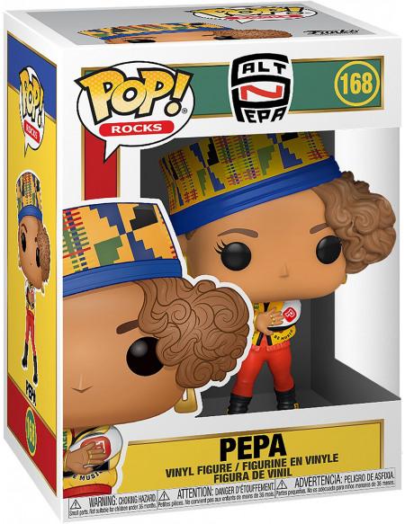 Salt 'N Pepa Pepa Vinyl Figur 168 Figurine de collection Standard