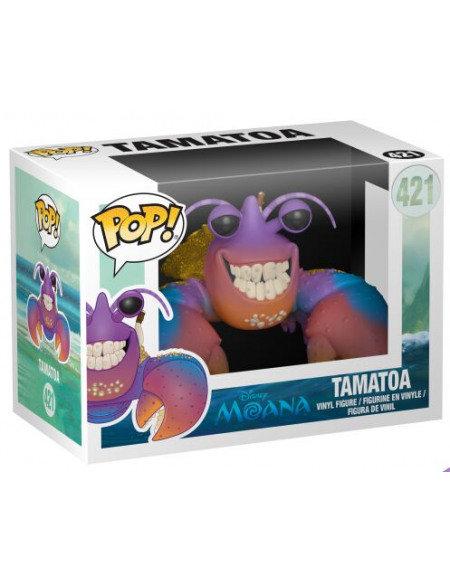 Vaiana Tamatoa - Funko Pop! n°421 Figurine de collection Standard