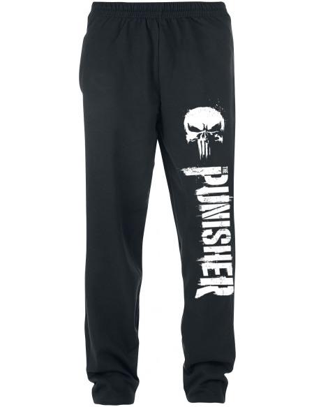 The Punisher Logo Pantalon de Jogging noir