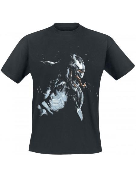 Spider-Man Venom T-shirt noir