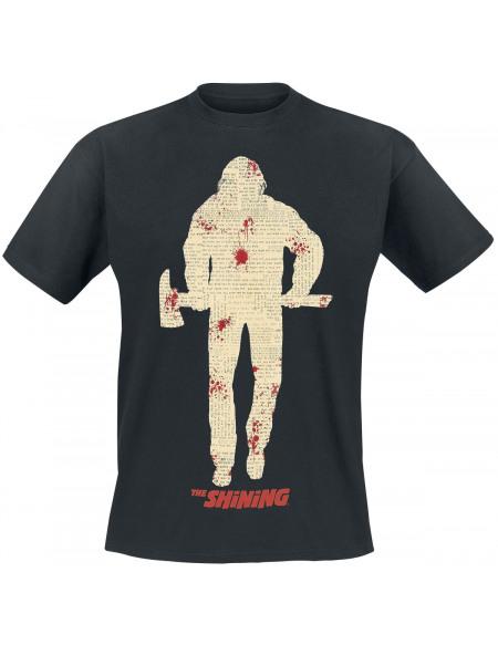 The Shining Johnny Axe T-shirt noir