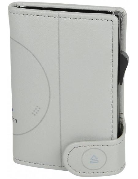 Playstation Persona 5 - Shujin Academy Porte-cartes gris