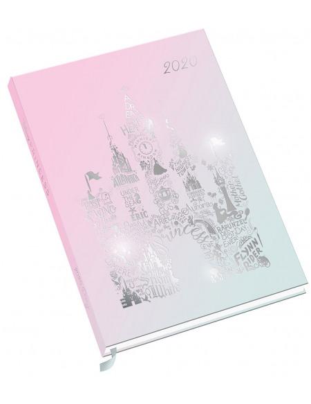 Princesses Disney Princesses Disney - Agenda A5 2020 Agenda multicolore