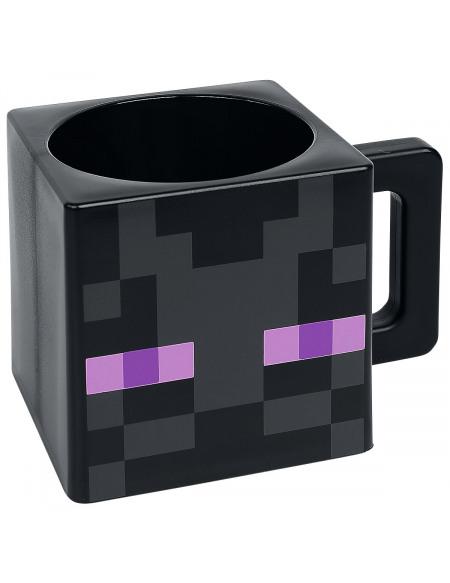 Minecraft Enderman Mug noir