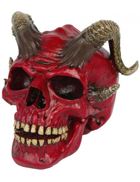 Nemesis Now Tenacious Demon Crâne décoratif Standard