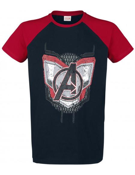Avengers Uniform T-shirt noir/rouge