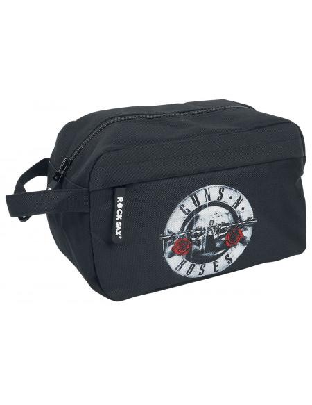 Guns N' Roses Silver Bullet Trousse de Toilette noir
