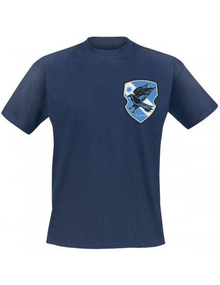 Harry Potter Serdaigle T-shirt bleu foncé