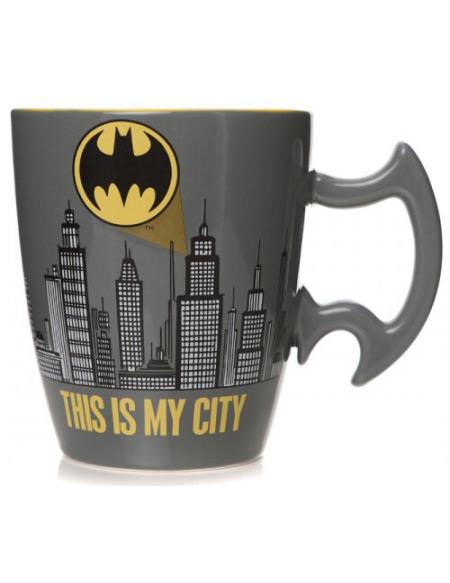 Batman This Is My City Mug multicolore