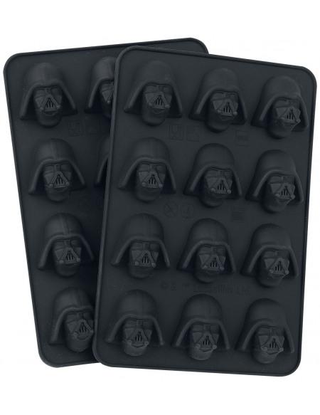 Star Wars Dark Vador Moule à glaçons noir