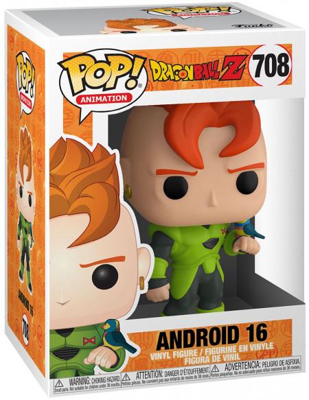 Figurine Funko Pop Animation Dragon Ball Z Android 16