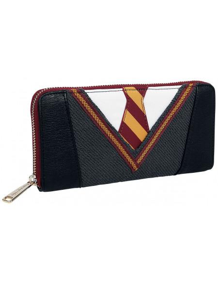 Harry Potter Loungefly - Uniforme Gryffondor Portefeuille noir