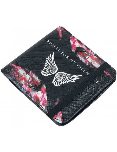 Bullet For My Valentine Wings 1 Portefeuille noir