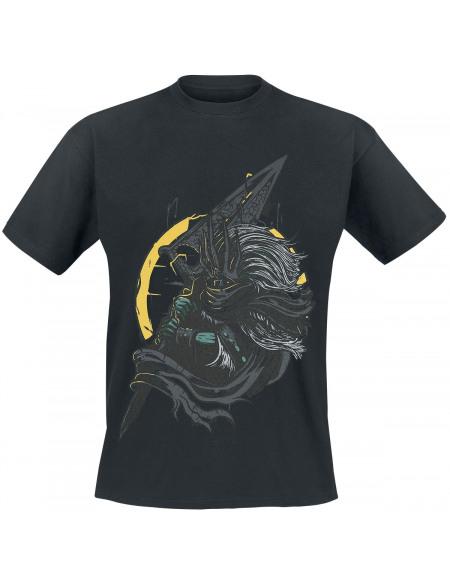 Dark Souls Nameless King T-shirt noir