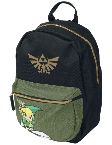 The Legend Of Zelda Link - für Kinder Sac à Dos multicolore