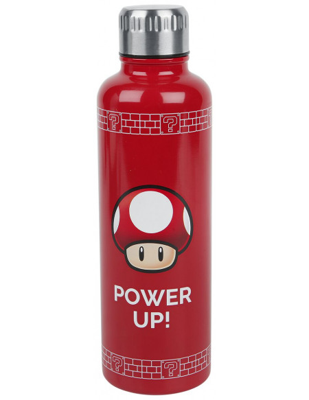 Super Mario Power Up Mug multicolore