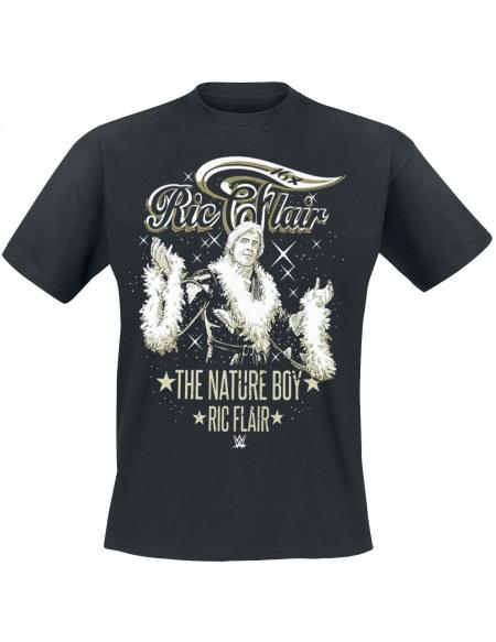 WWE Ric Flair - The Nature Boy T-shirt noir
