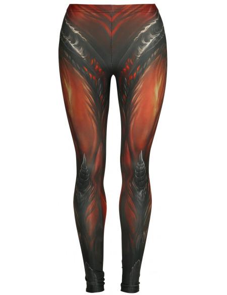Diablo Wild Bangarang - Diablo Legging multicolore