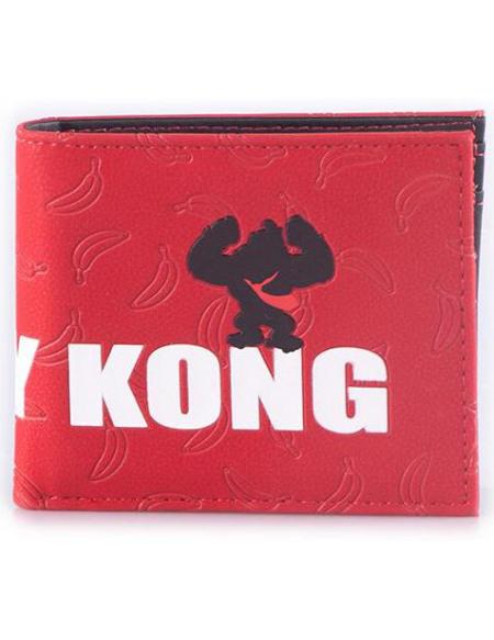 Super Mario Donkey Kong Portefeuille rouge