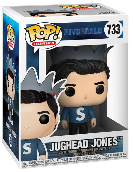 Riverdale Jughead Jones - Funko Pop! n°733 Figurine de collection Standard