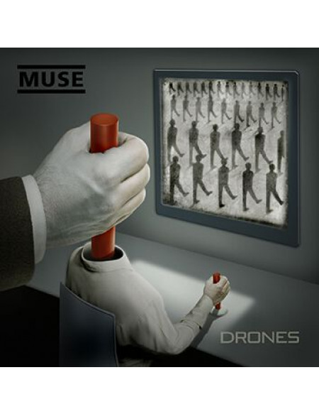 Muse Drones CD standard