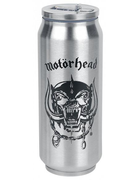 Motörhead Gourde en forme de Canette Bouteille multicolore