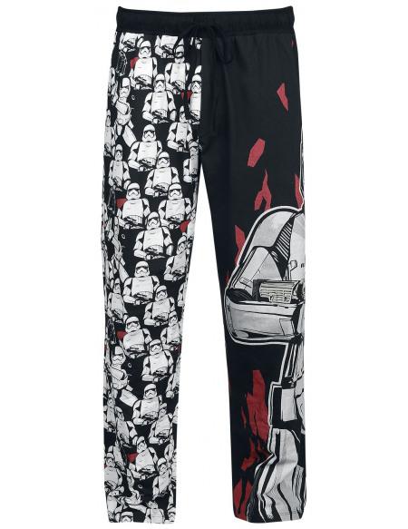 Star Wars Stormtrooper Bas de pyjama noir