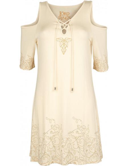 Le Seigneur Des Anneaux Galadriel Robe beige