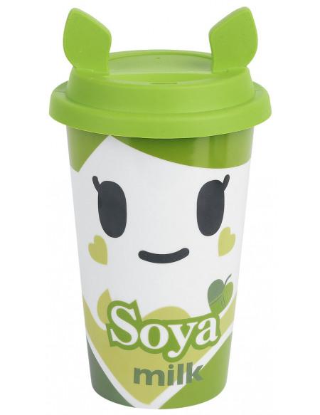 TokiDoki Soya - Mug De Voyage Mug isotherme multicolore